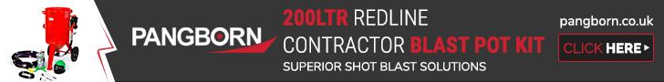 manual shot blasting equipment