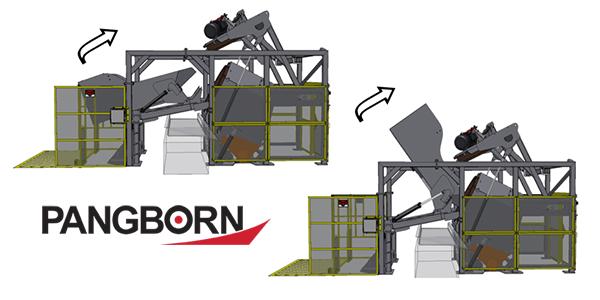 RotoDrum Blast Cleaning Machine