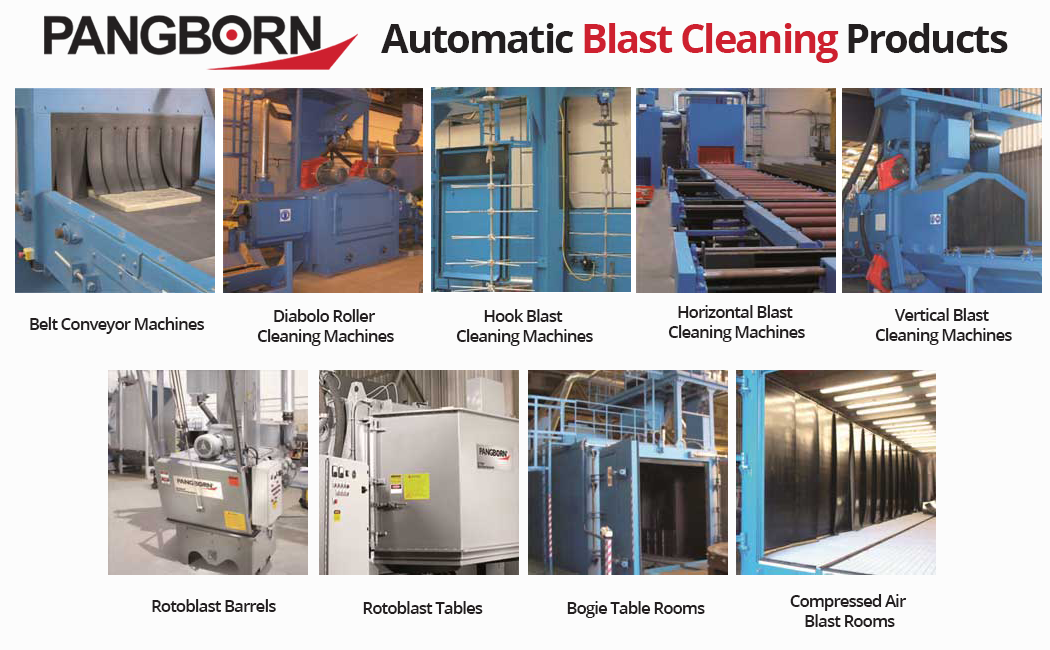 Automatic Shot Blasting Systems