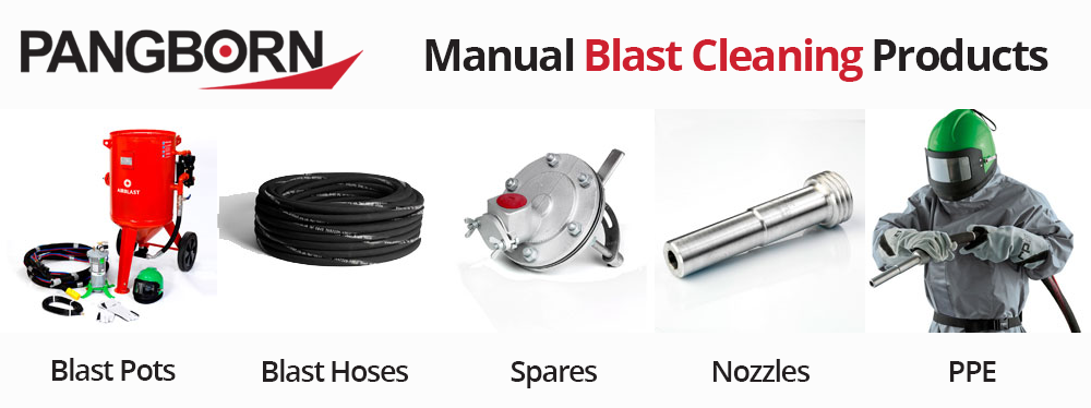 Manual Blast Cleaning Products